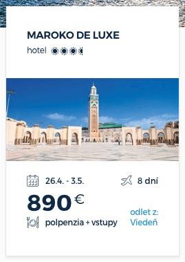 Maroko De Luxe