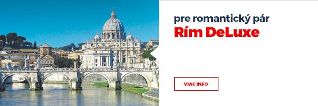 Rím De Luxe